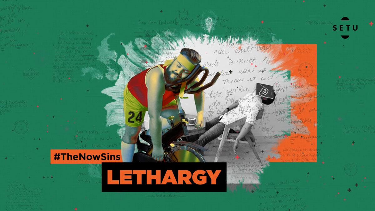 7.  Lethargy
