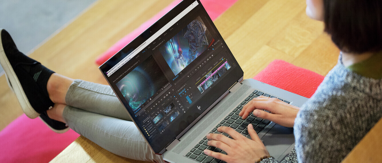Laptop for Video & Music Production
