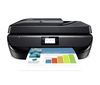 HP OfficeJet 5255 AiO printer