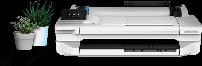 HP DesignJet T100 Printer