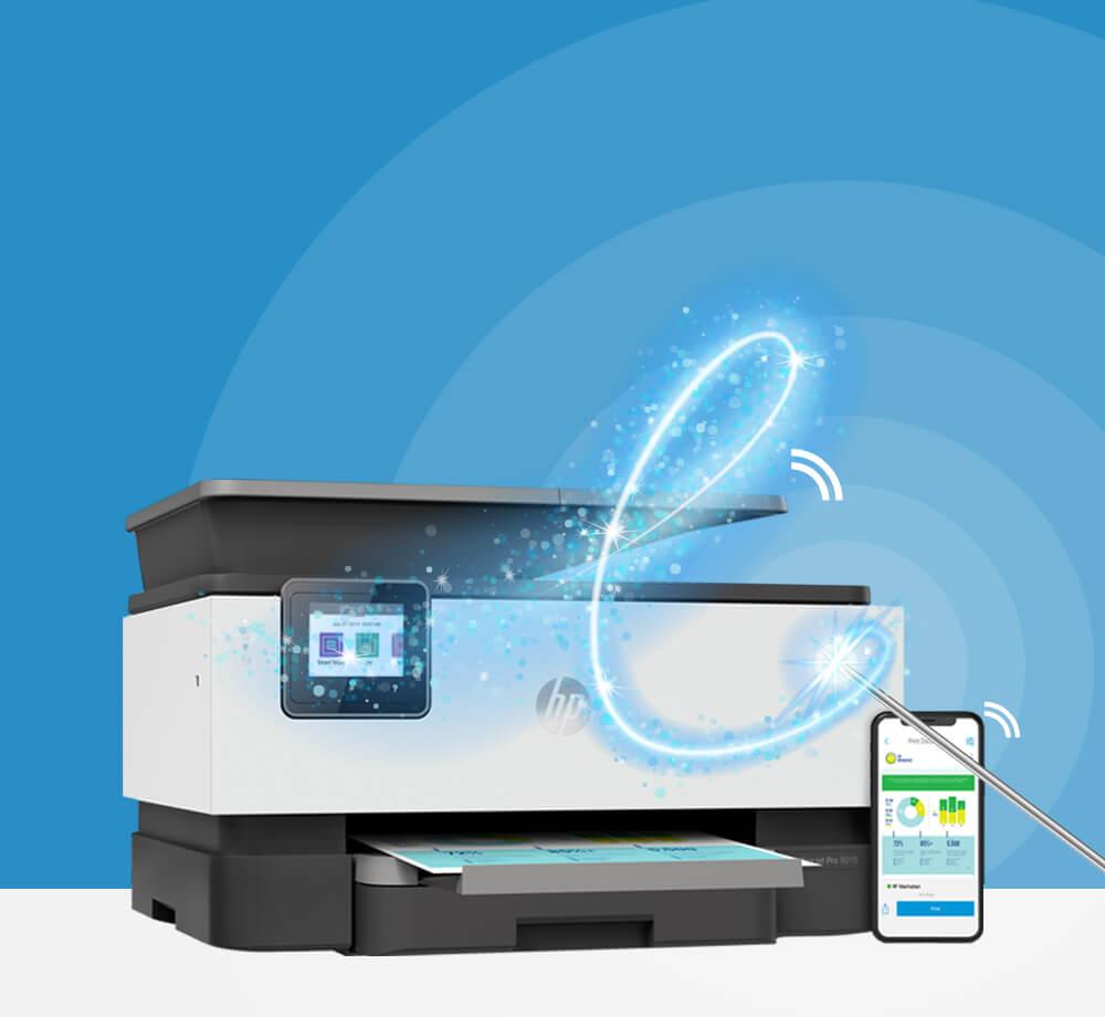 Cu HP Smart lucrezi de oriunde