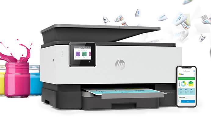 HP OfficeJet Pro 9010 Printer