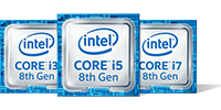 8th Gen Intel® Core™ processors