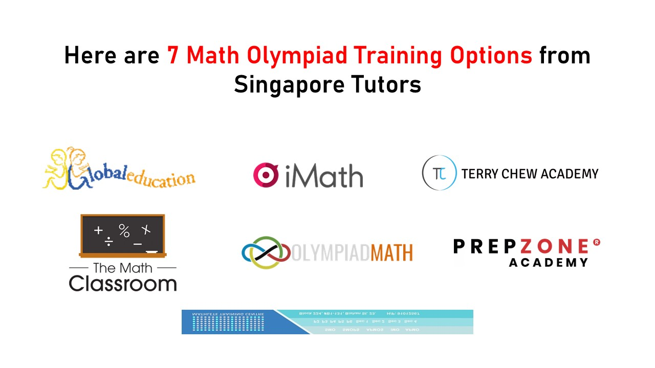 Here are 7 Math Olympiad Training Options from Singapore Tutors