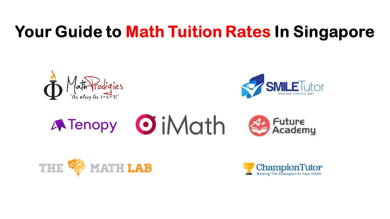 Comparison of Math Tuition Rates In Singapore