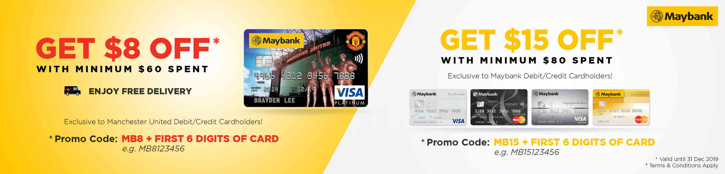 Maybank - Whole Year Promo