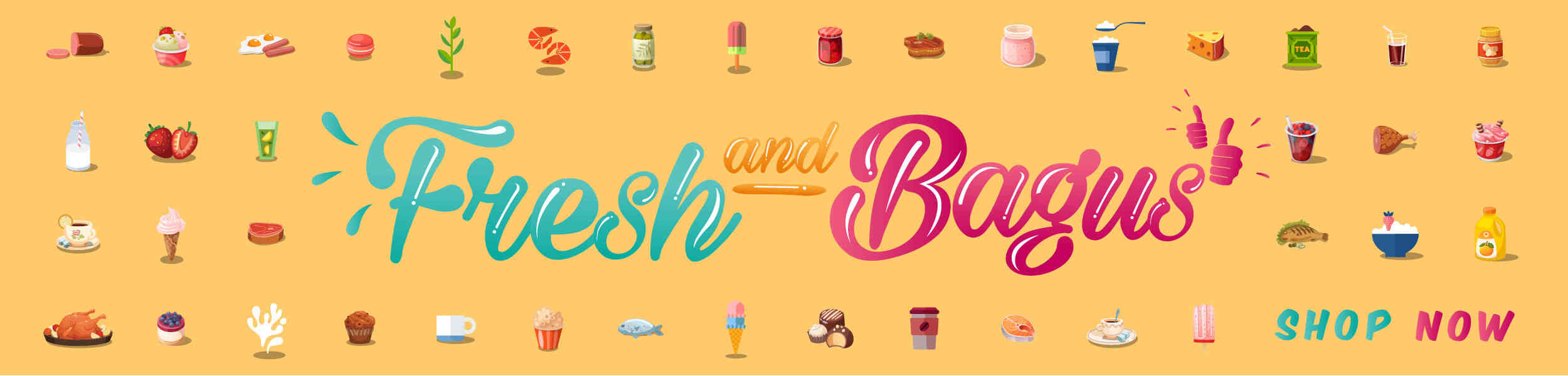 F&B Week (Fresh & Bagus)