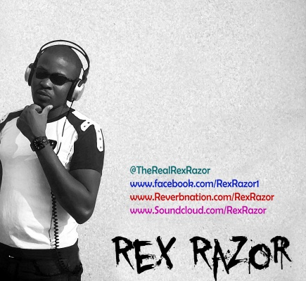 Richard Shekari, Rex Razor1