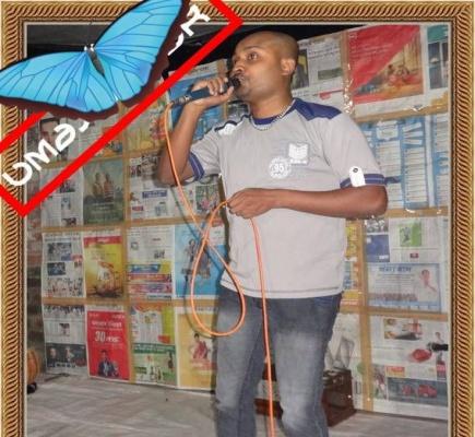 Rapper Umasankarr - Santipur, , India