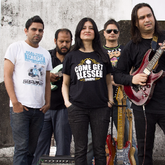 Krosswindz Band - Kolkata, West Bengal, India