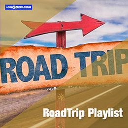 Road Trip Playlist,Songdew