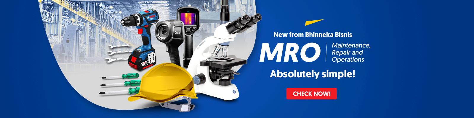 MRO (Maintenance, Repair and Operations)
