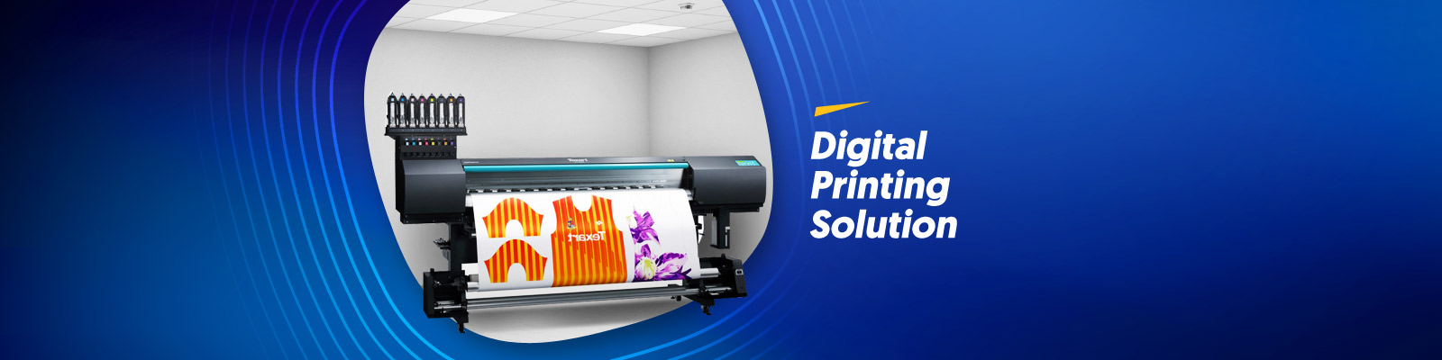 Best Leader For digital printing solution