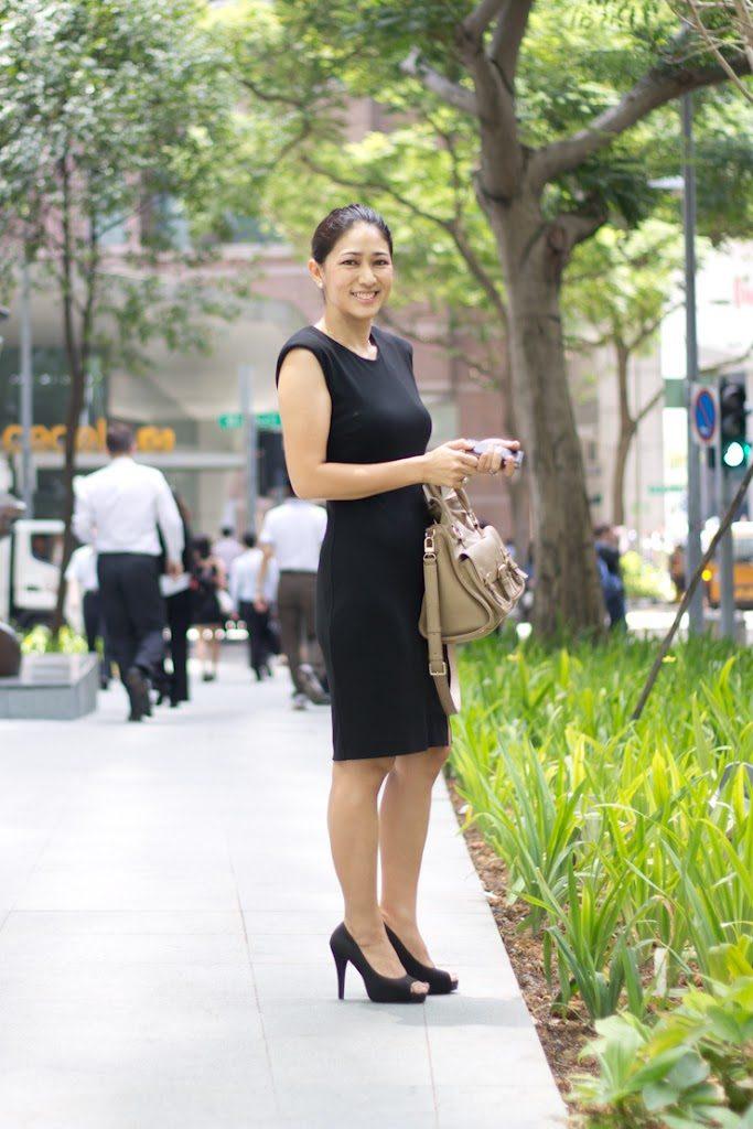 The Little Black Dress Shentonista
