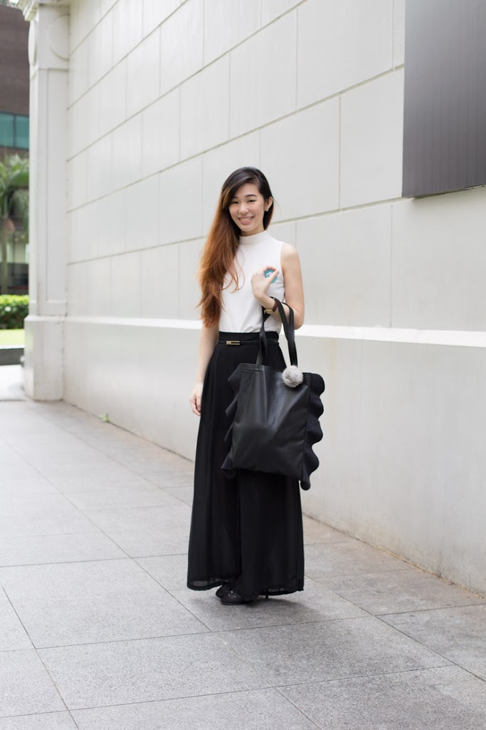 SHENTONISTA-Kate-Student-Singapore-Top_Far_East-Pants_China-Shoes_Charles_-amp-_Keith-Belt_Far_East-Ring_Bugis-Watch_Raymond_Weil-SHENTONISTA_YESAH_YES_TOTES-July-19-2013-July-19-2013-UNIFORM