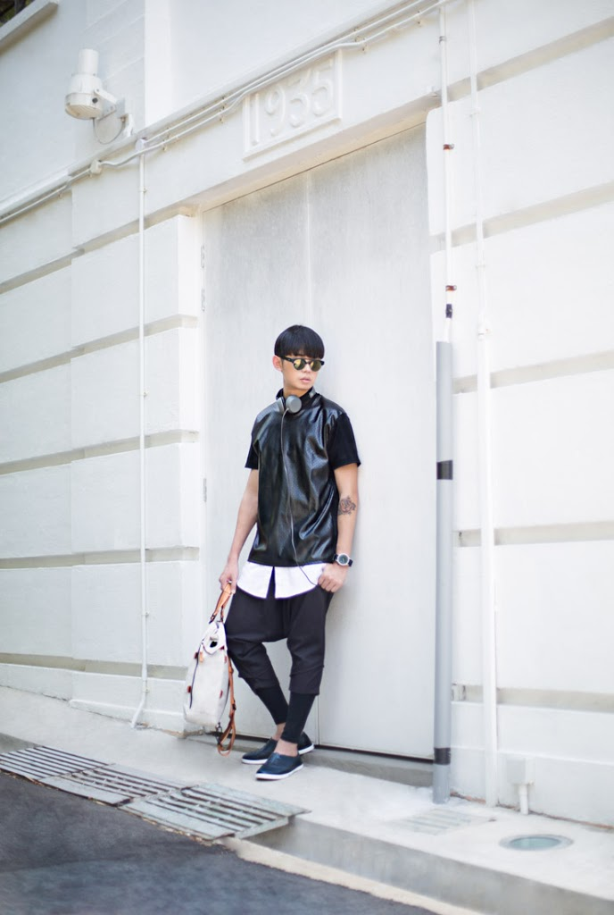 SHENTONISTA-SHENTONISTA-CommonThreadxSHENTONISTA-Melvin_Lee-Urbanears_Headphones_Komono_Sunglasses_Qwstion_Bag_Praiaz_Shoes_Komono_Watch-Mar-9-2014-090314-UNIFORM