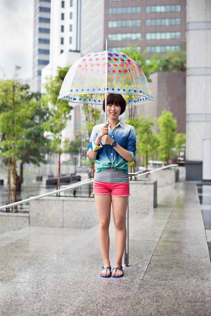 SHENTONISTA-CommonThreadxSHENTONISTA-X-Wen-Lifestyle_Entrepreneur_Blogger-Singapore-T-Shirt_Thread_365-Umbrella_Totes-Watch_Komono-Shoes_Havaianas-Bangles_Rings_Duepunti-July-27-2013-July-27-2013-UNIFORM
