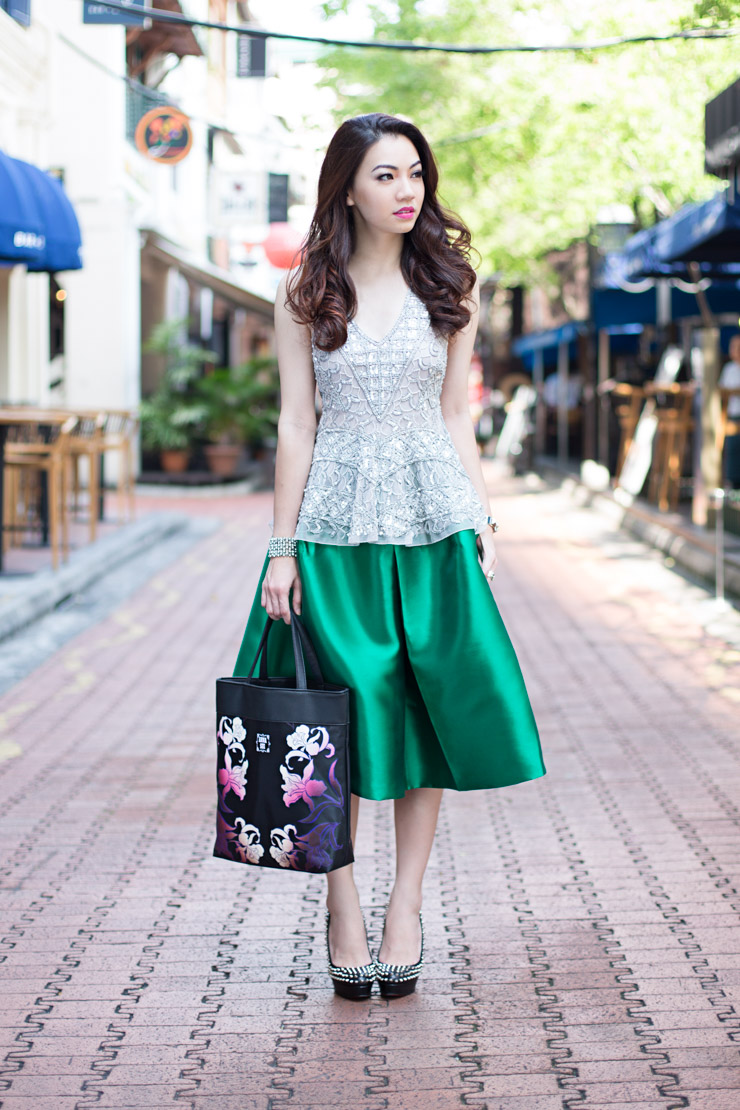 UOB_Cards_SHENTONISTA-Evergreen-Viola-Entrepreneur-Bag_Anna_Sui-Top_Love_Bonito-Skirt_Love_Bonito-Shoes_Christian_Louboutin