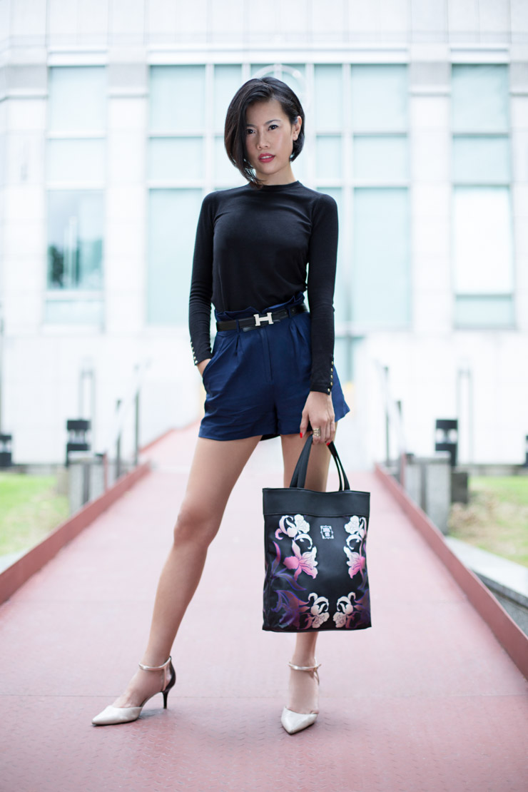 UOB_Cards_SHENTONISTA-Up_And_On-Celeste-Entrepreneur-Singapore-Shoes_Nine_West-Bag_Anna_Sui