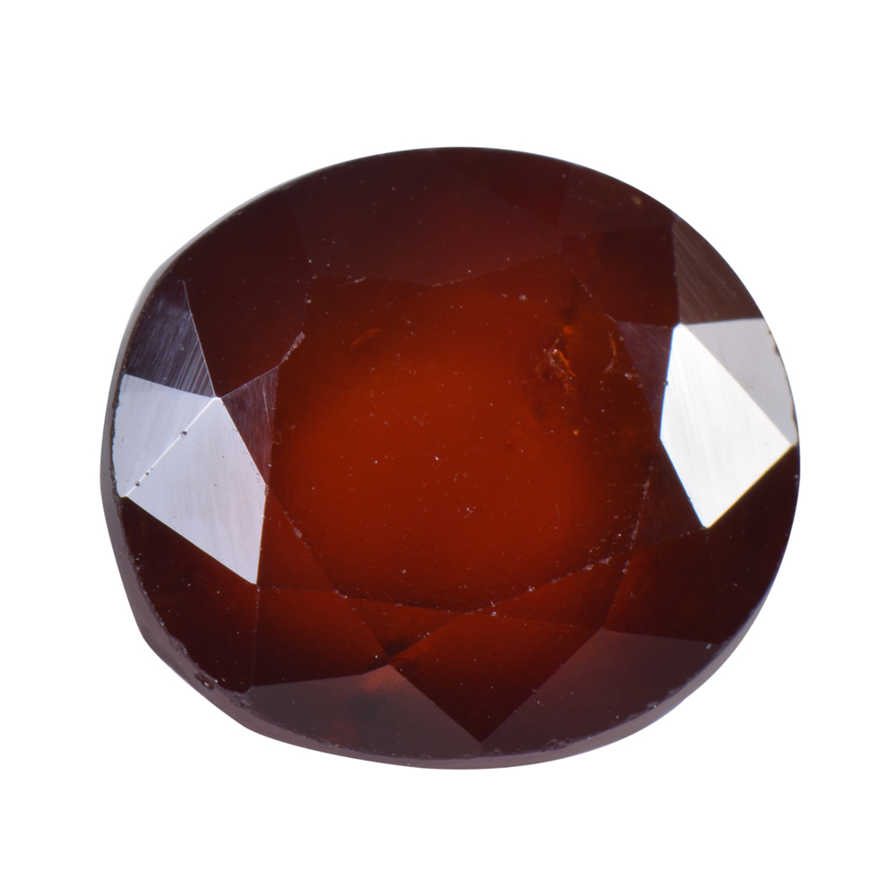 8.65 Ct Certified Natural Hessonite Garnet (Gomed) Loose Gemstone