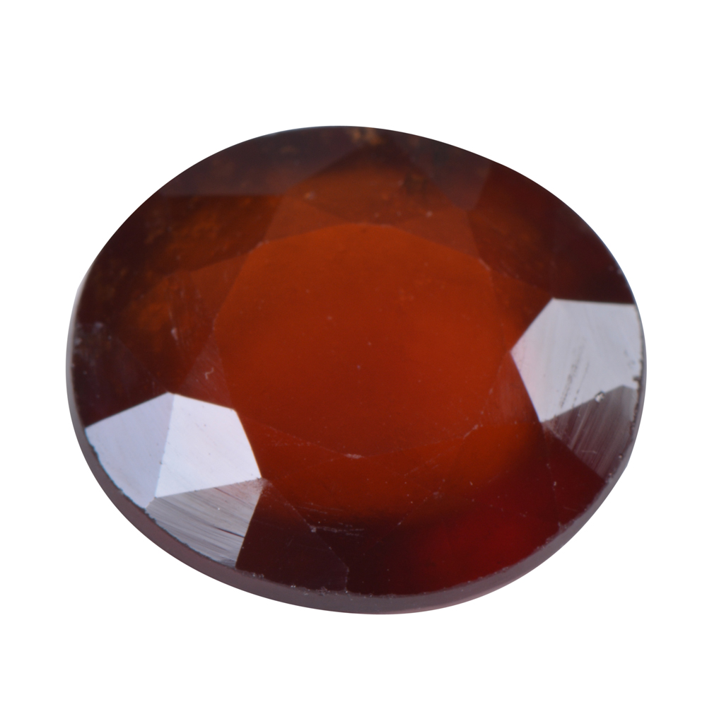 10.29 Ct Certified Natural Hessonite Garnet (Gomed) Loose Gemstone