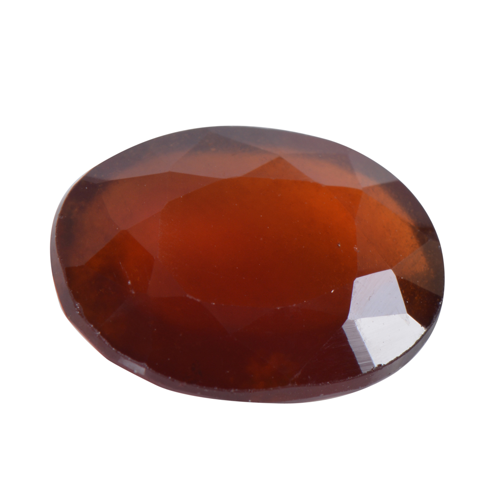 7.17 Ct Certified Natural Hessonite Garnet (Gomed) Loose Gemstone