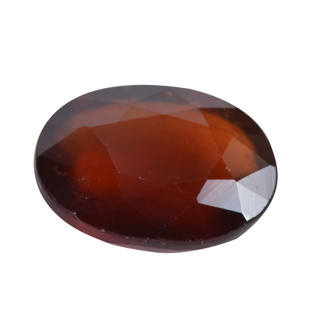 7.15 Ct Certified Natural Hessonite Garnet (Gomed) Loose Gemstone