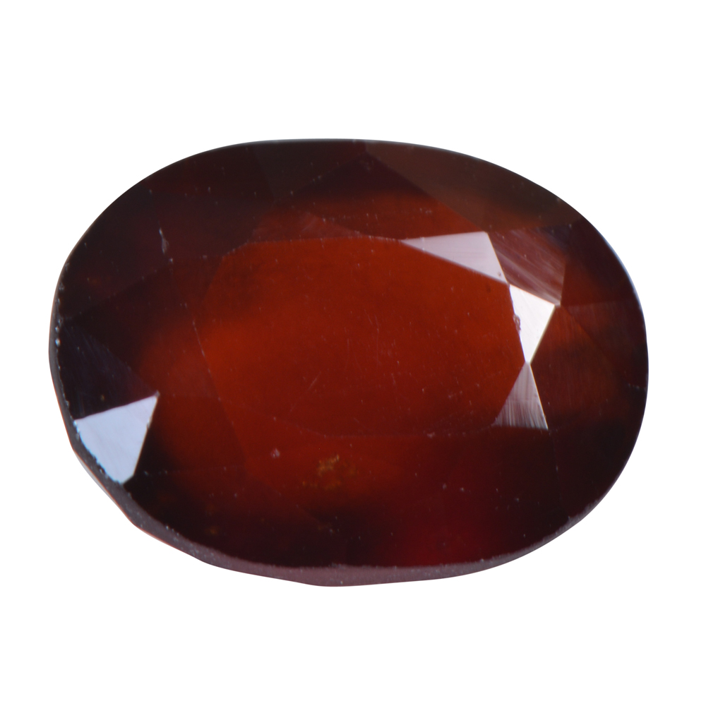 10.9 Ct Certified Natural Hessonite Garnet (Gomed) Loose Gemstone