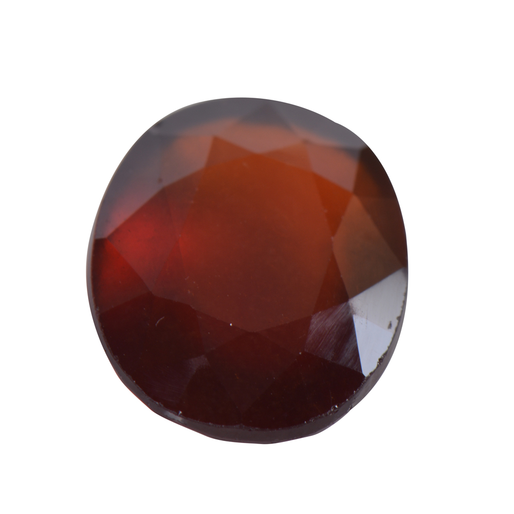 9.59 Ct Certified Natural Hessonite Garnet (Gomed) Loose Gemstone