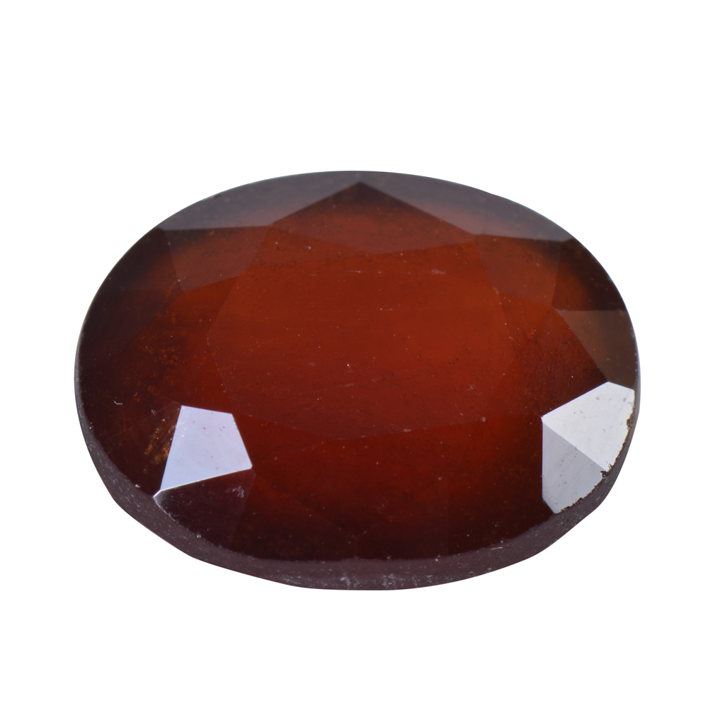 8.84 Ct Certified Natural Hessonite Garnet (Gomed) Loose Gemstone