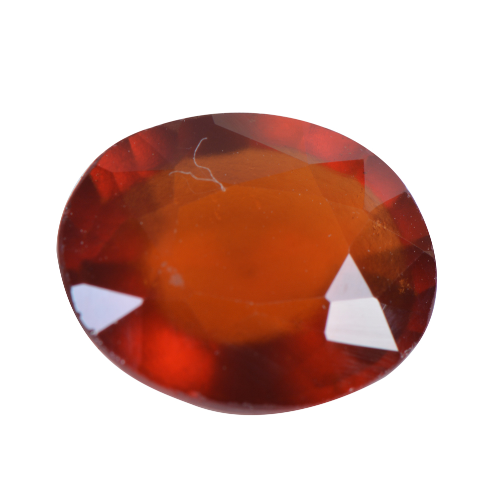 4.93 Ct Certified Natural Hessonite Garnet (Gomed) Loose Gemstone