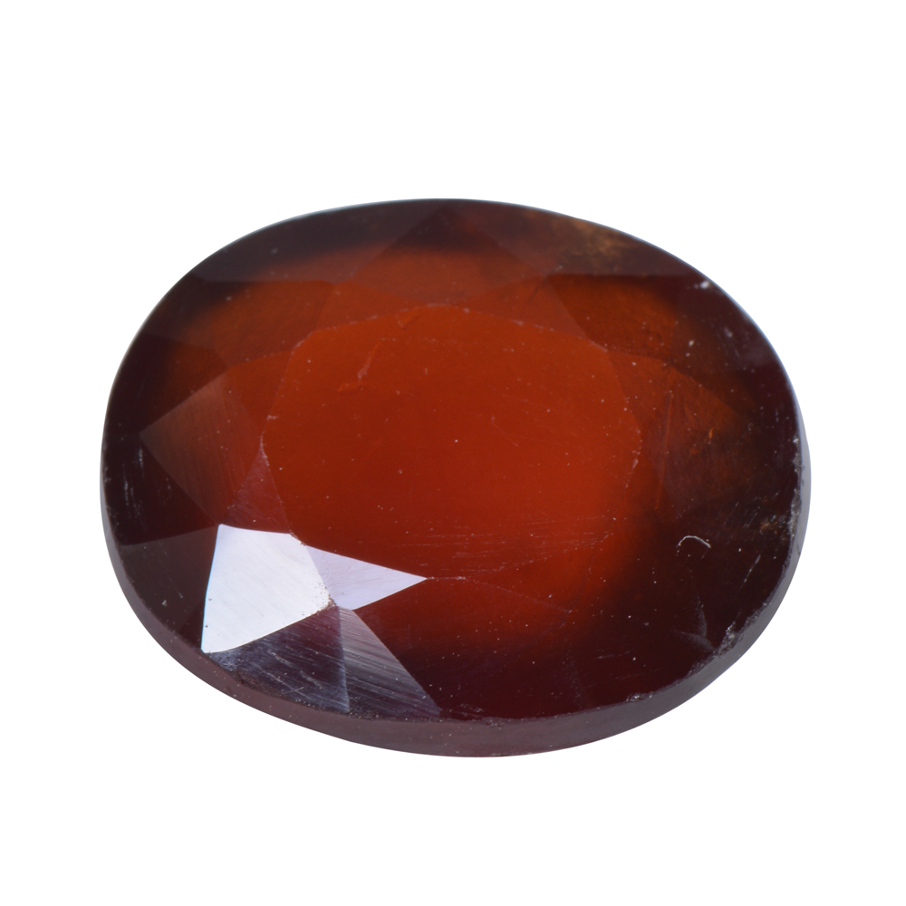 10.44 Ct Certified Natural Hessonite Garnet (Gomed) Loose Gemstone