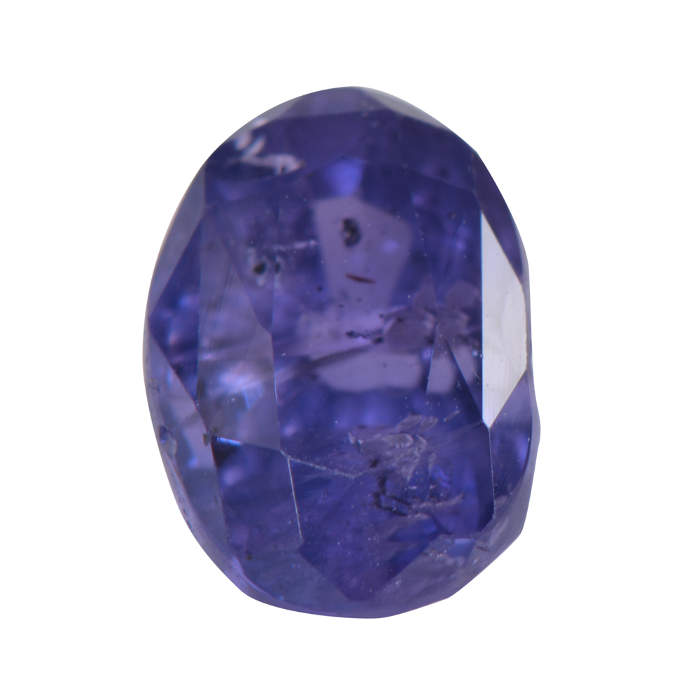 2.25 Cts Certified Natural Blue Sapphire / Neelam Loose Gemstone
