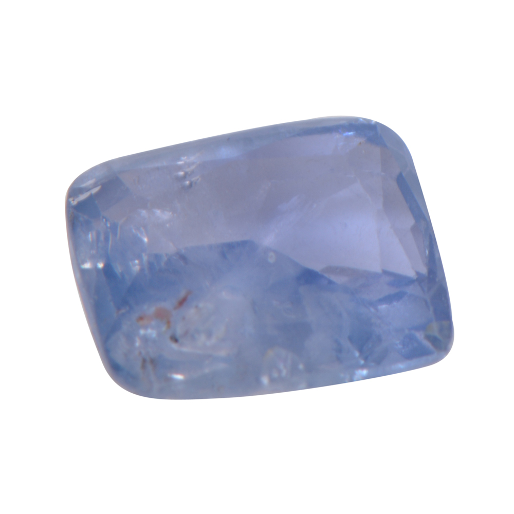 1.77 Cts Certified Natural Blue Sapphire / Neelam Loose Gemstone