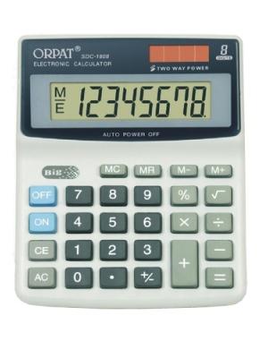 Orpat DC 1808 Basic (8 Digit)