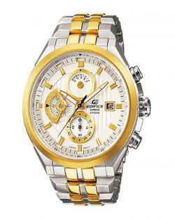 Casio  Edifice Chronograph (EF-556SG-7AVDF) Men's Watch (Imported)