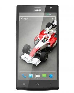Xolo Q2000 Android Mobile Phone(Black)