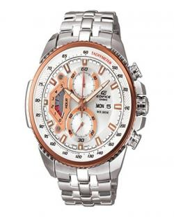 Casio  Edifice Chronograph (EF-558D-7AVDF) Men's Watch (Imported)