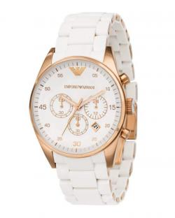 Imported Emporio Armani - AR5919 Mens Sport White Dial Watch