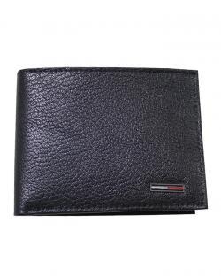 Tommy Hillfiger Black Wallet for Mens