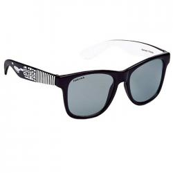 Fastrack Tees Collection PC002Bk6 Black-White Sunglasses