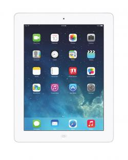 Apple iPad 16GB with Retina Display and Wi-Fi (White)