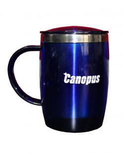 Canopus Thermal Travel Mug (Blue)