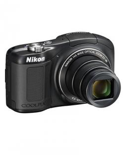 Nikon Coolpix S 6600 Point & Shoot (Black)