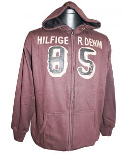 Tommy Hilfiger Denim Brown Sweater For Men