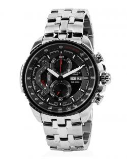 Casio  Edifice Chronograph (EF-558D-1AVDF) Men's Watch (Imported)