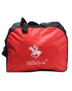 Polo Club Executive Sport Bag(Black/Red)