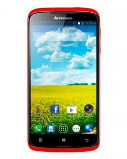 Lenovo S820 8 GB Mobile (Ferrari Red)