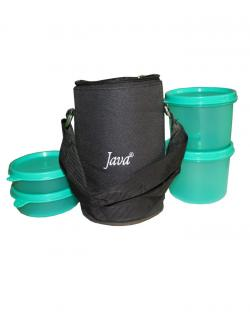 Java Executive Lunch Box (Green)