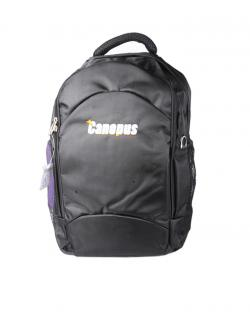 Canopus  Laptop Backpack(Black)